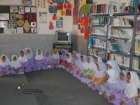 کتابخانۀ روستای بفروئیه