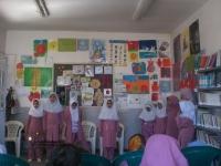 اعضای کتابخانۀ روستای بفروئیه