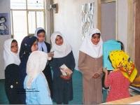 نمایش بچه های روستا