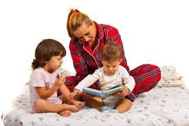 mother & child reading5