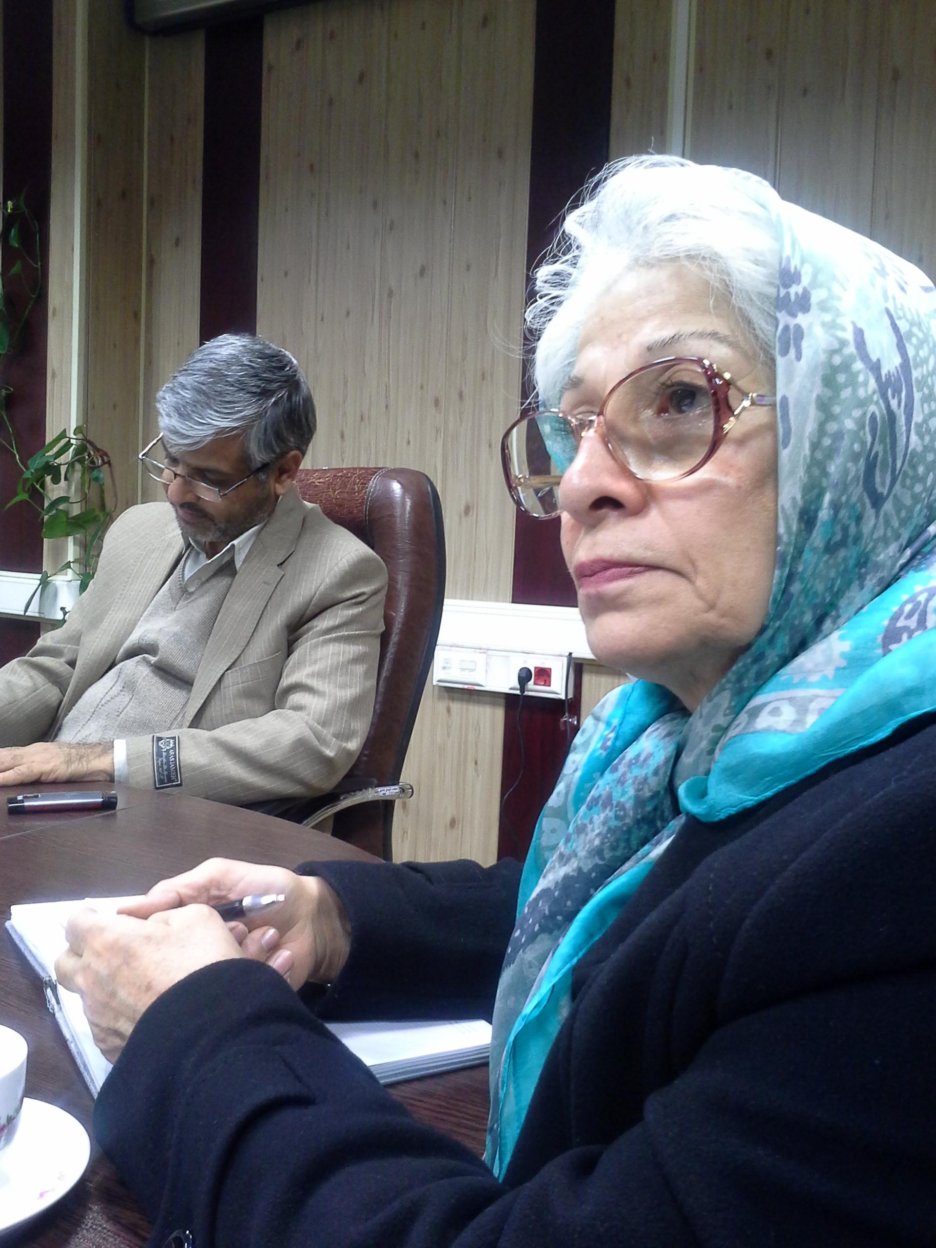 دیدار نمایندگان سازمان های غیردولتی با مسئولان وزارت آموزش و پرورش