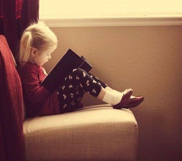 فرزندتان را عاشق خواندن کنید