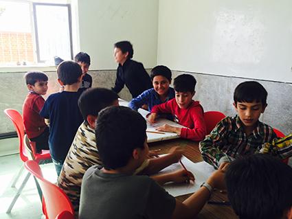 برگزاری کارگاههایی در روستاهای استان یزد