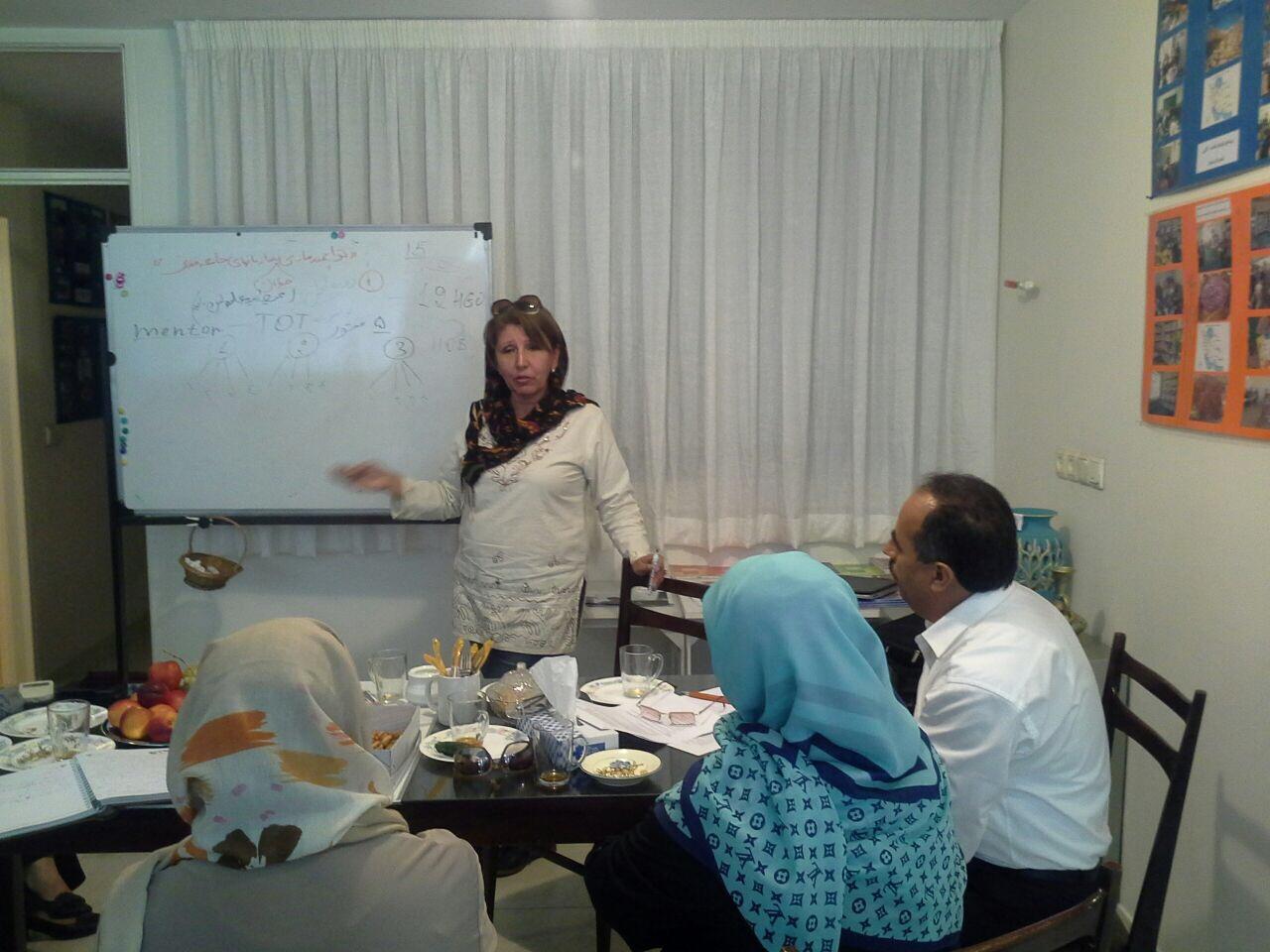همکاری کانون توسعه و سازمان فداکار