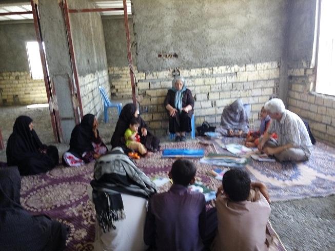 گزارش  سفر به استان سیستان و بلوچستان  22 تا 24 خرداد 95