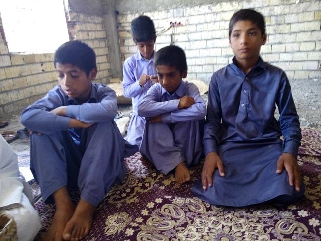 همراهان و دوستداران مهربان کودکان روستا