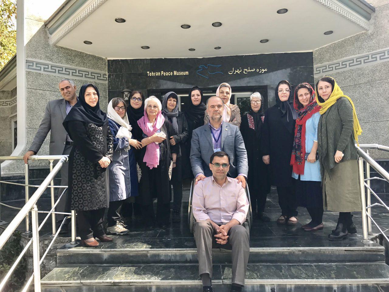 نشست شورای گسترش فرهنگ صلح